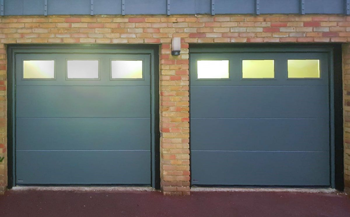 Garage Door Repairs Installation Automation Throughout London And South East Garage Door Installation Garage Doors Sectional Garage Doors