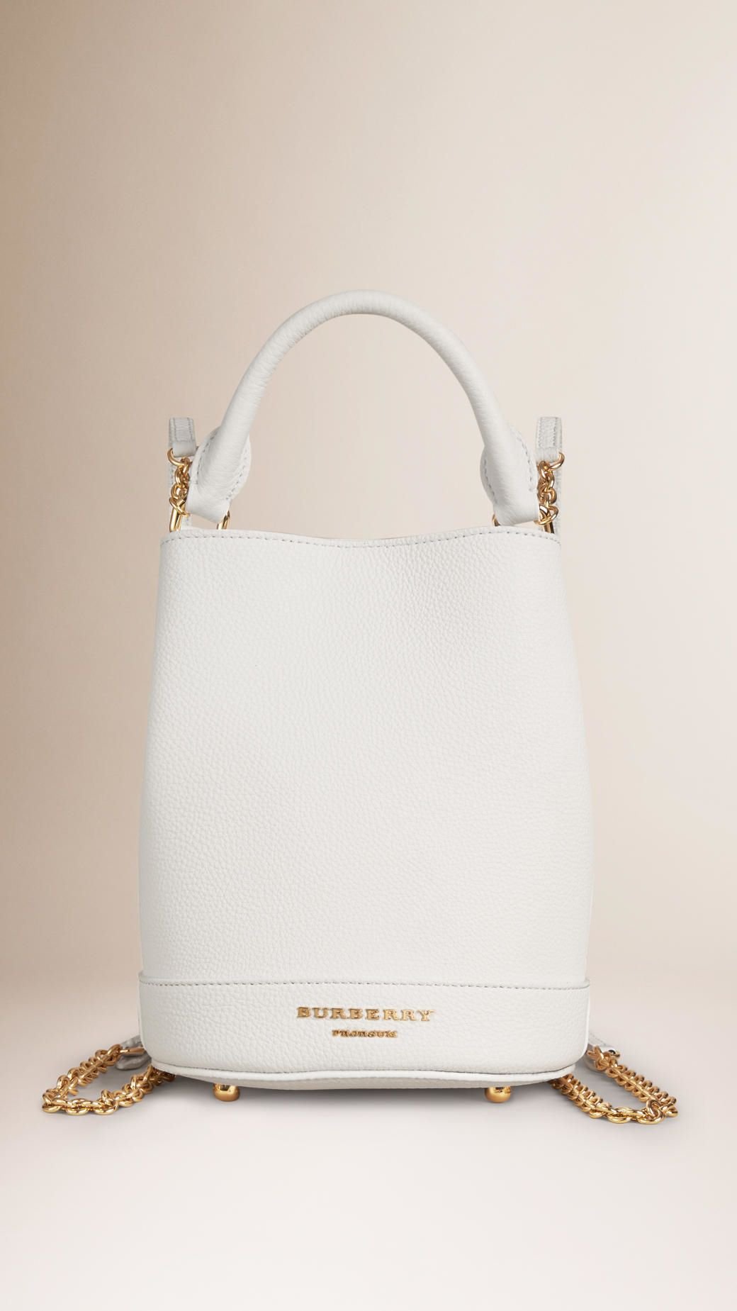 80b6f0f3aed4 Women s The Bucket Backpack In Leather White