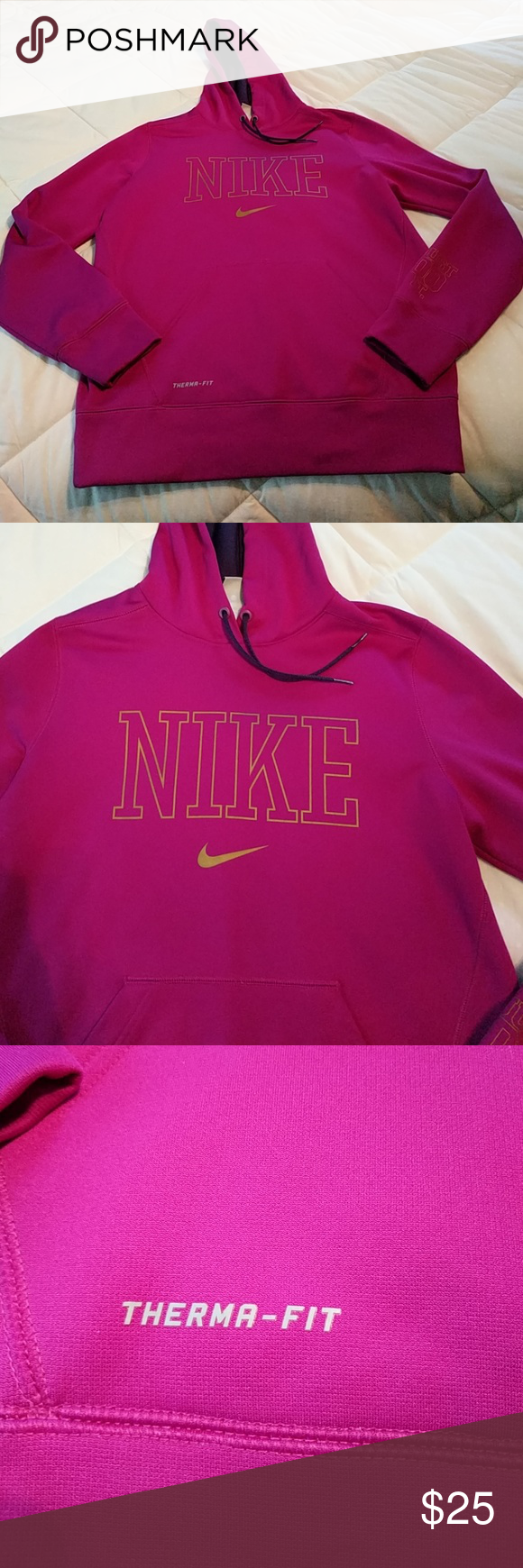 Nike Therma-fit Hoodie   Dark, Colors and The o\'jays