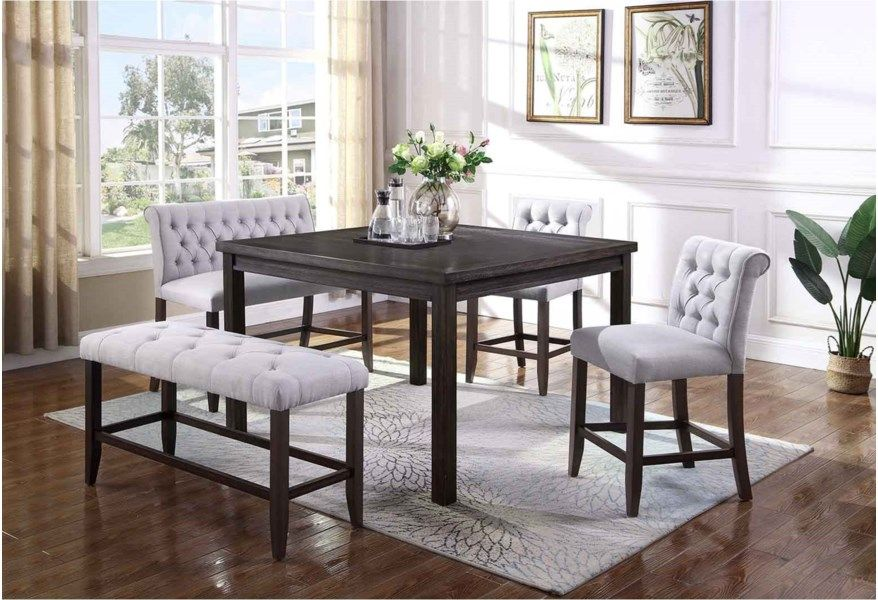 Dining Room Sets 5pc 2 Dining Room Sets Modern Glass Dining Room Furniture Dining Table