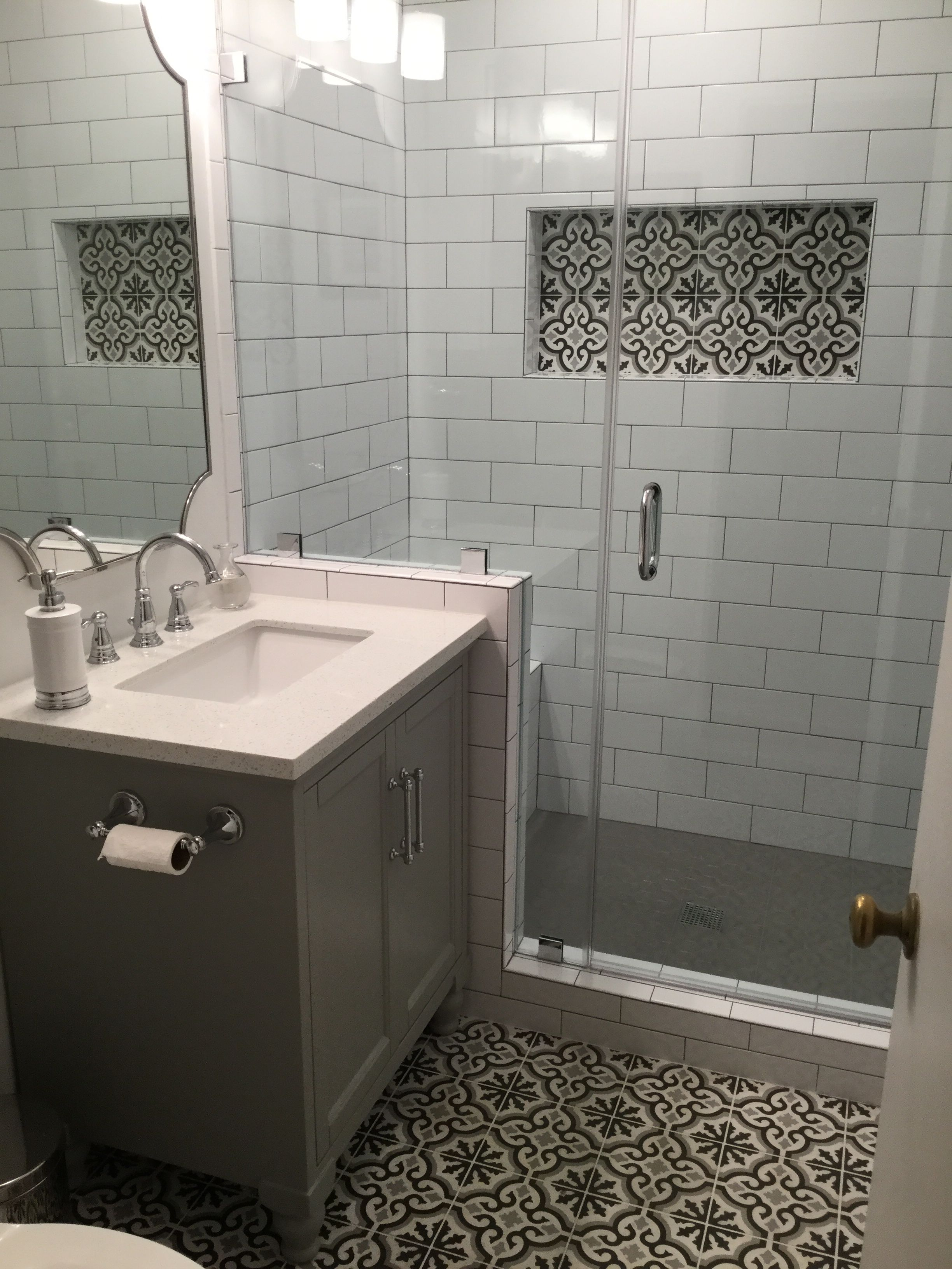 New Small Bathroom Remodel Complete Small Full Bathroom