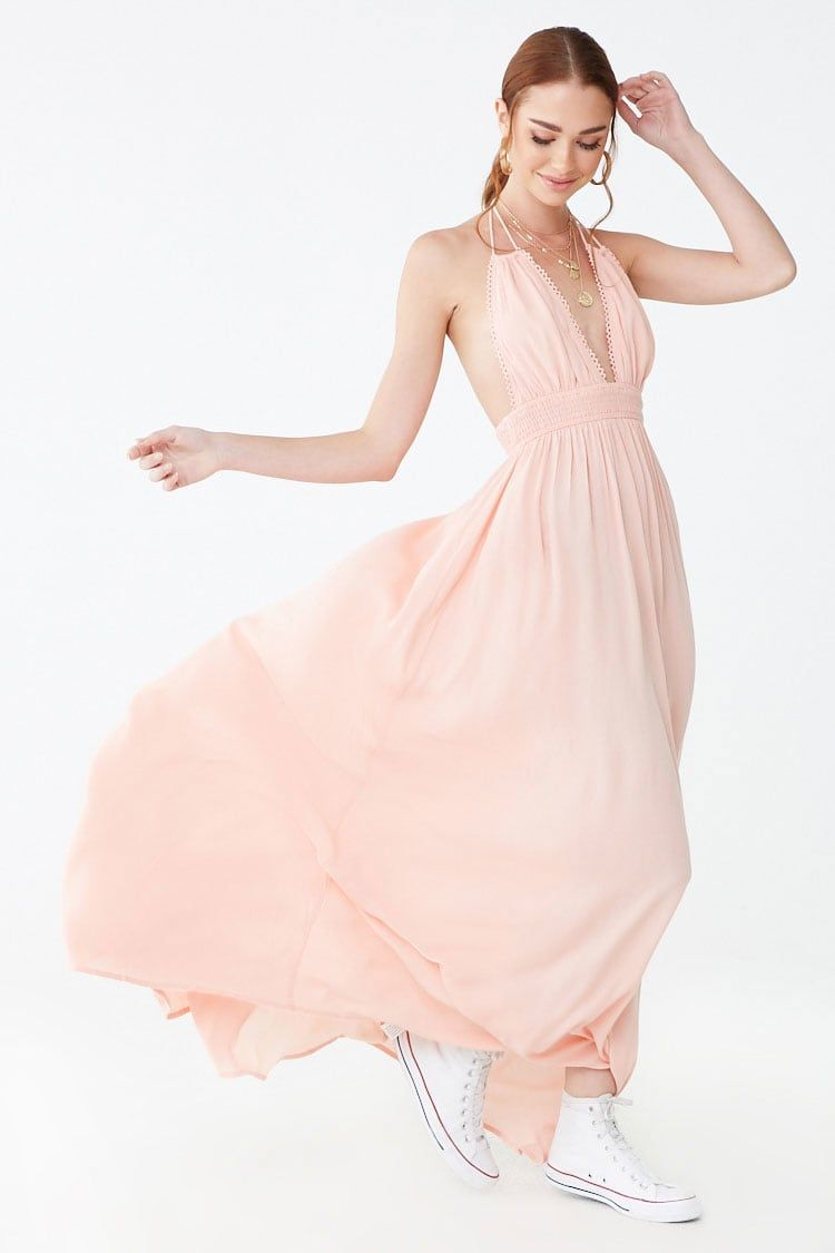 Halter Maxi Dress Forever 21 Cruise Dress Dresses Halter Maxi Dresses