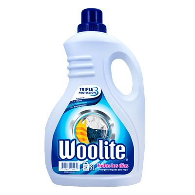 Woolite Triple Protection Laundry Detergent Thiết Kế
