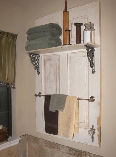 Photo of DIY omgjente gamle dørideer –