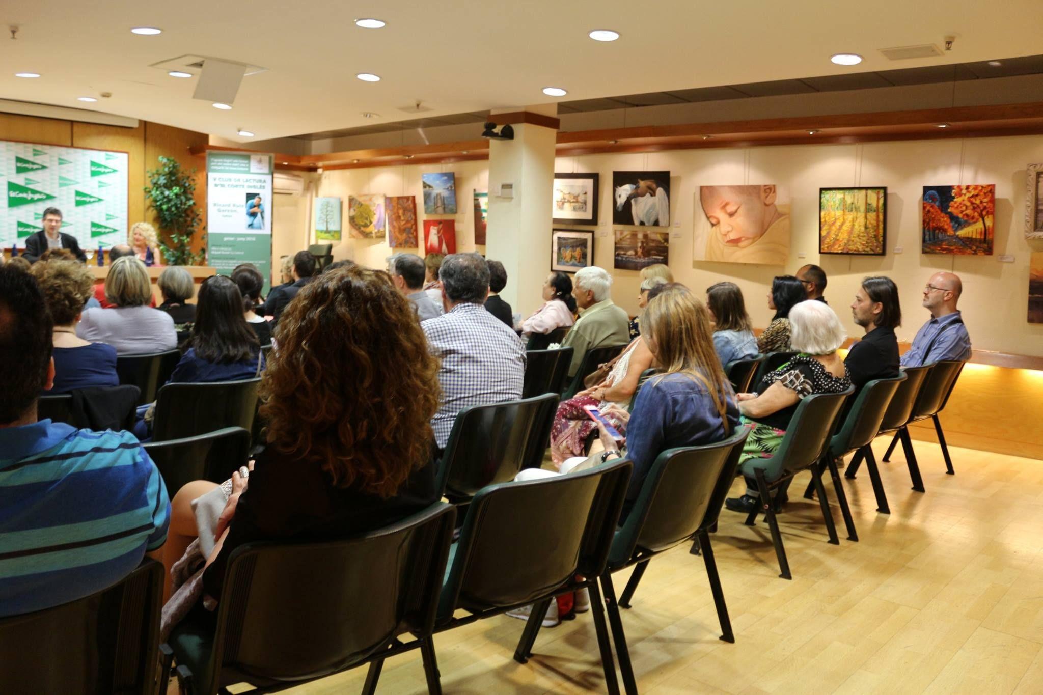 Inauguraci n expo 5 Aniversario ASF en el Ambit Cultural de El