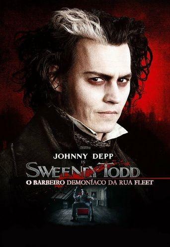 Assistir Sweeney Todd - O Barbeiro Demoníaco da Rua Fleet online Dublado e Legendado no Cine HD