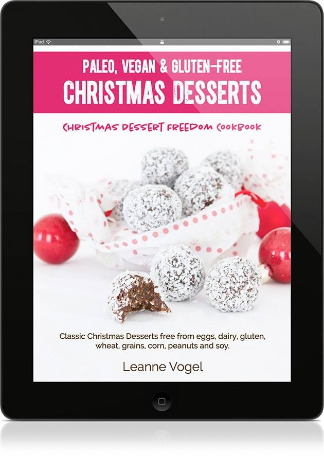 Win a excalibur food dehydrator valued over 150 rum balls paleo christmas dessert freedom cookbook a 35 page full colour pdf digital forumfinder Gallery