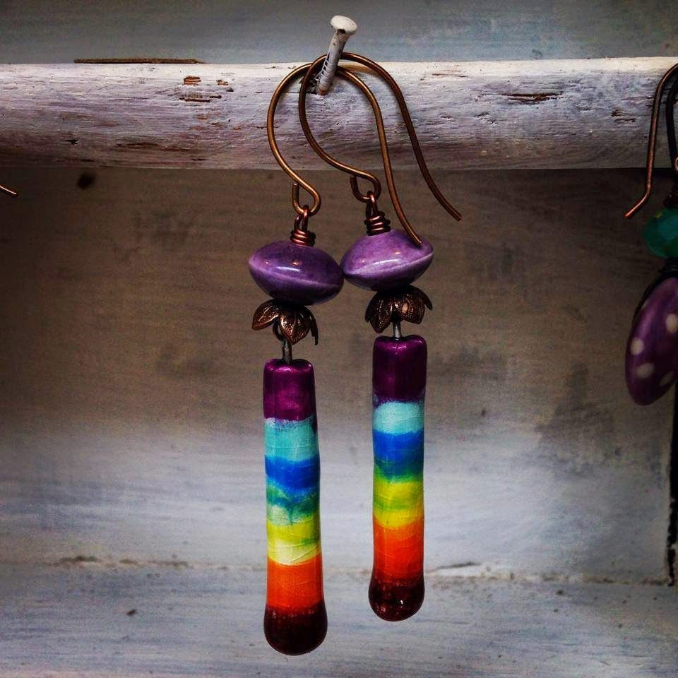 Inside the Studio with Rebecca of Songbead Jewerly