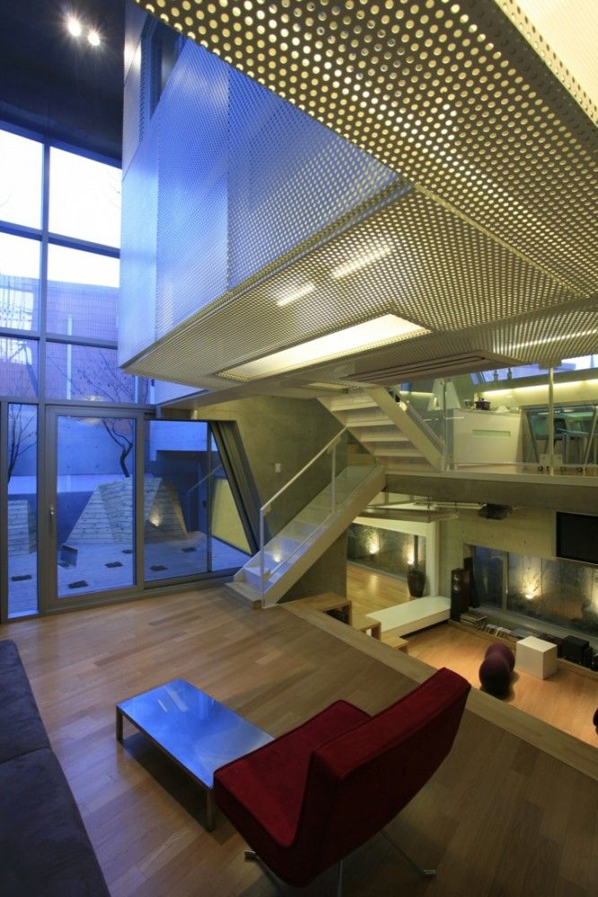 Best So Da H*N Iroje Khm Architects Residential House Chic 400 x 300