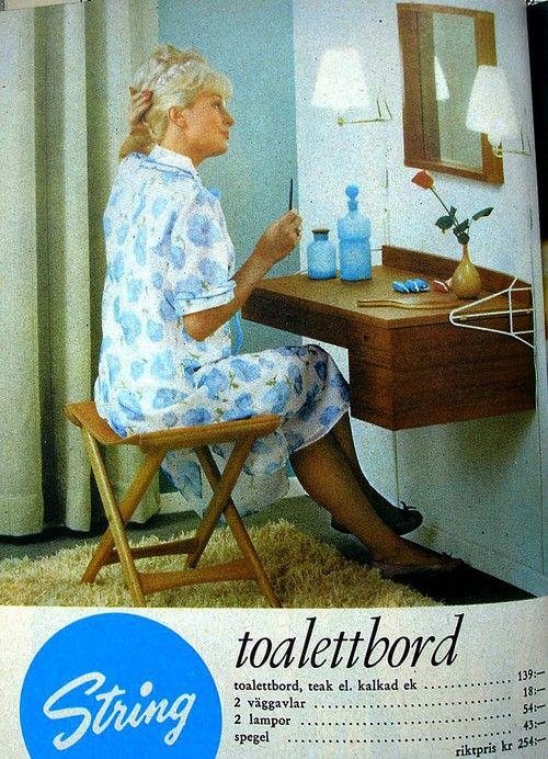 String from magazine Det Bästa, december 1962