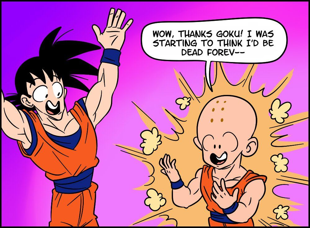CHOOSE YOUR OWN ADVENTURE YOUR DRAGON BALL WISH (With