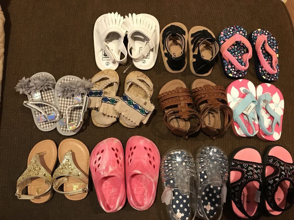 e434e676e5e31a Baby Girls Big Lot Of Play Shoes Size 3 4  fashion  clothing  shoes   accessories  babytoddlerclothing  babyshoes (ebay link)