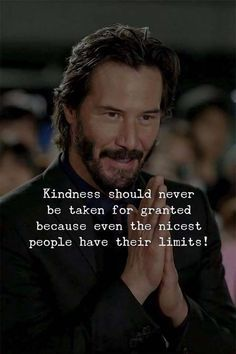 Positive Quotes : QUOTATION – Image : Quotes Of the day – Description Kindness should never be taken for granted.. Sharing is Power – Don't forget to share this quote !