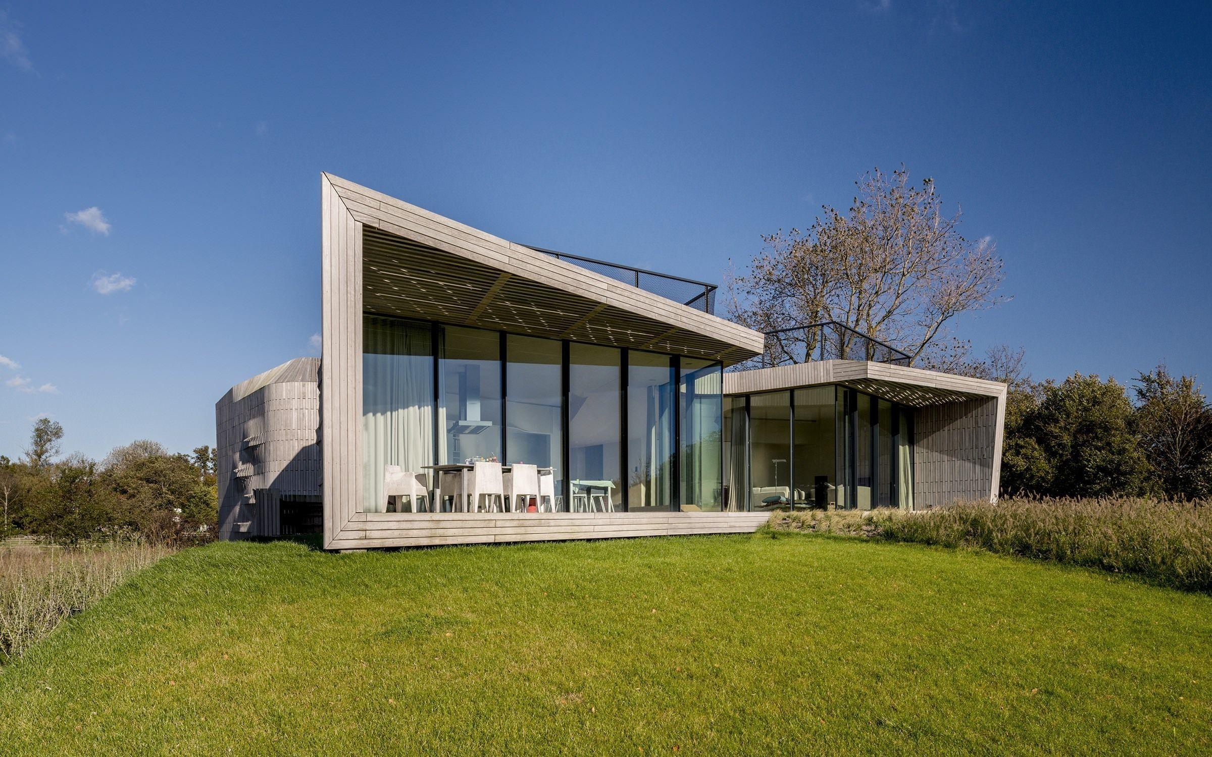 W.I.N.D. House by UNstudio | Interior | Pinterest | Häuschen