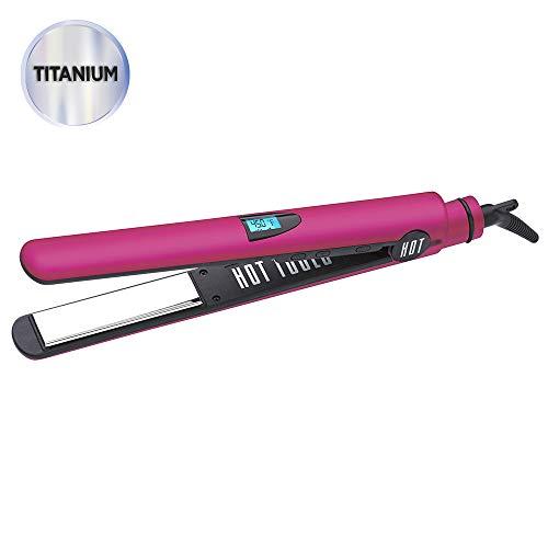 Hot Tools Professional 1 Inch Fabulous Fuchsia Salon Flat Iron #flatironwaves