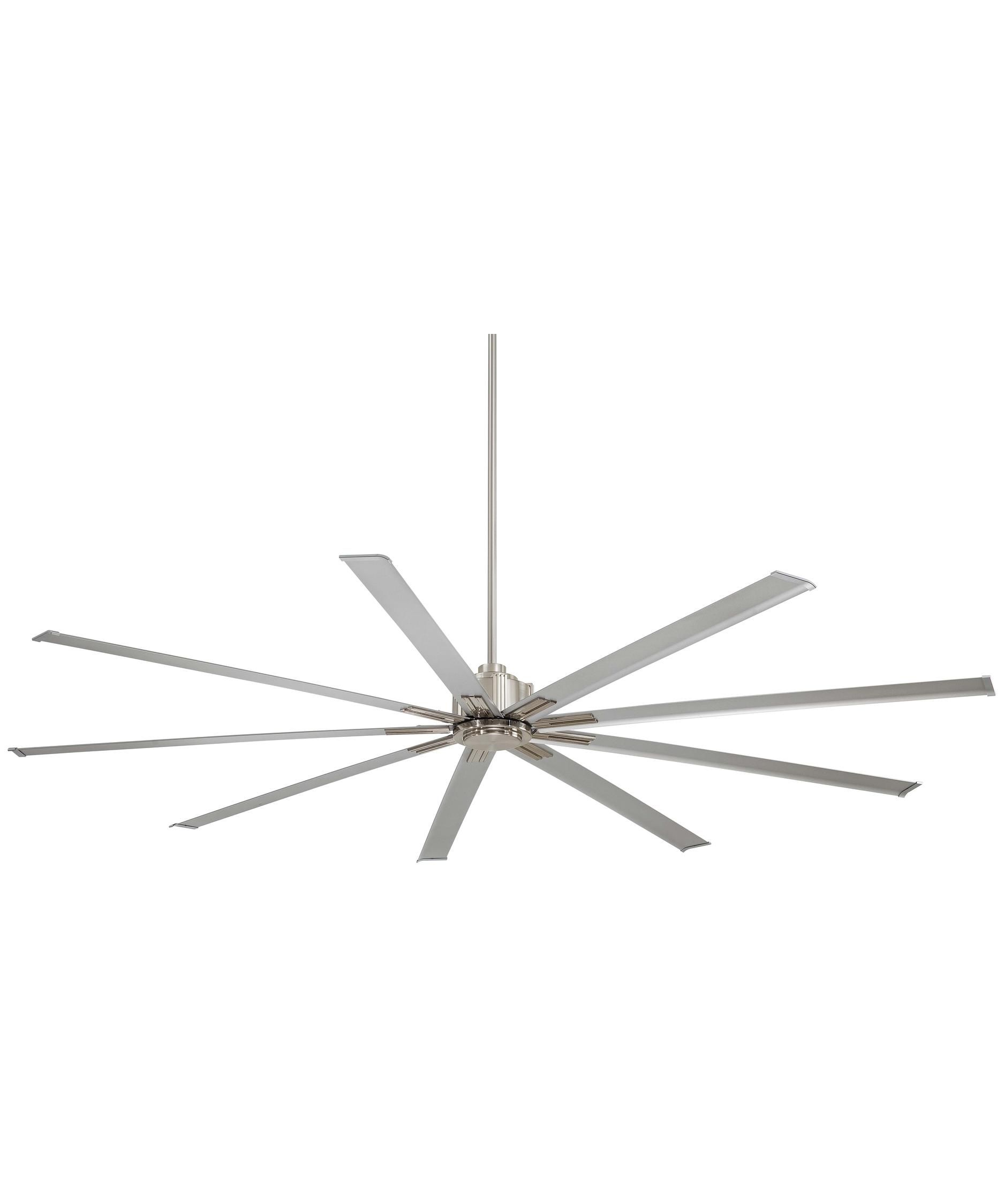 Xtreme 72 Inch Ceiling Fan By Minka Aire Large Ceiling Fans
