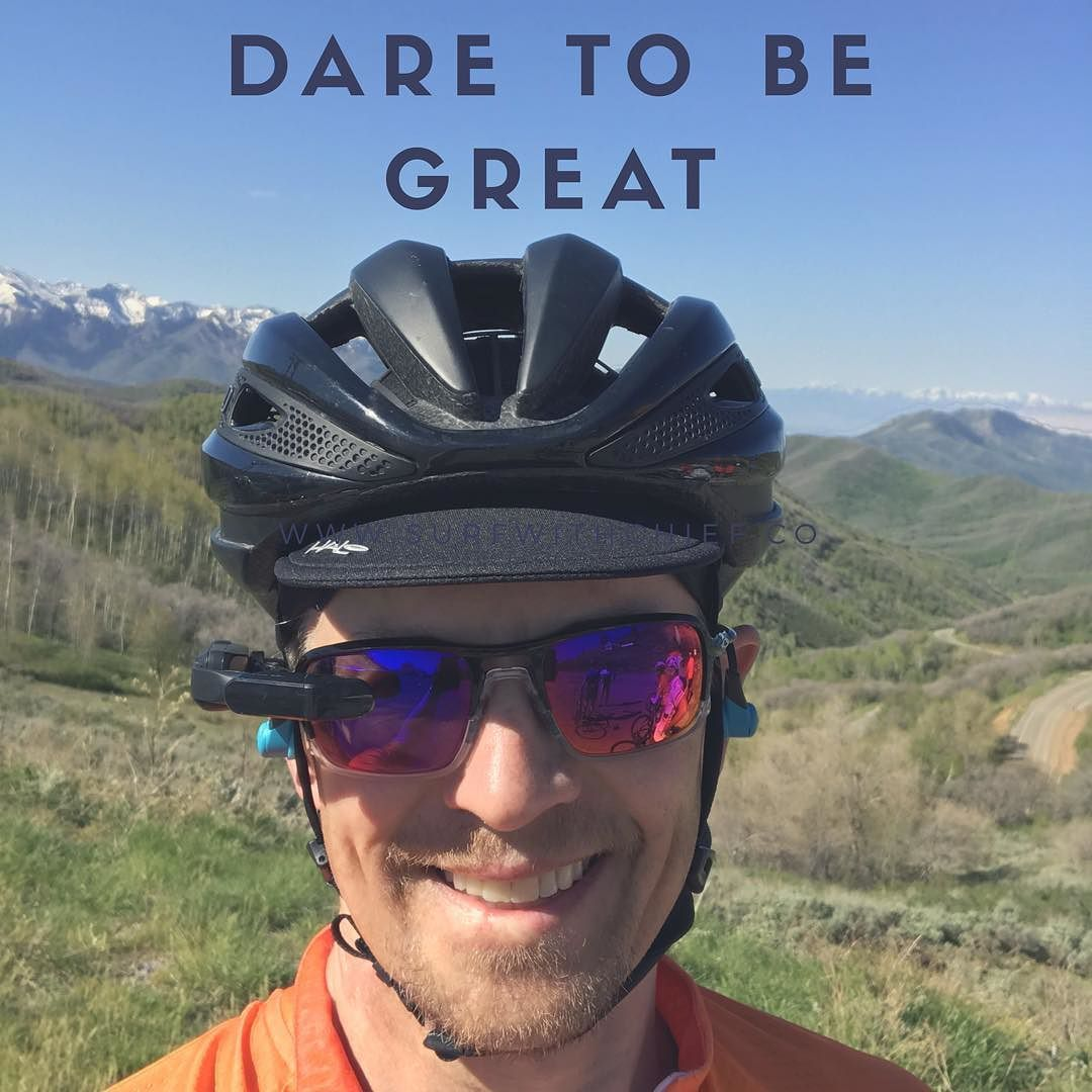 Dare To Be Great Try to do a little better every day