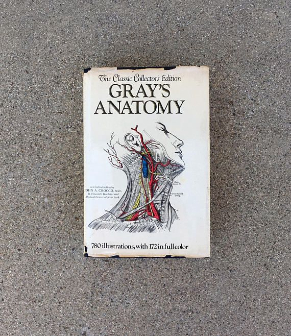 Grays Anatomy 1977 Classic Collectors Edition Medical Illustrations