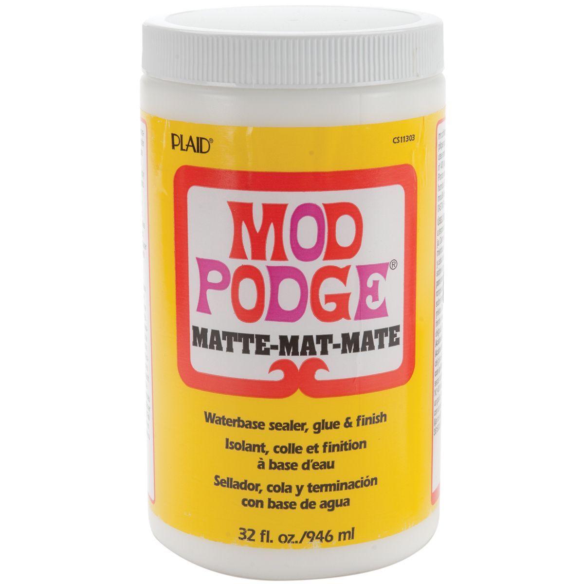 Mod Podge Matte Finish32oz   DIY Gift Ideas   Pinterest   Diy ice ...