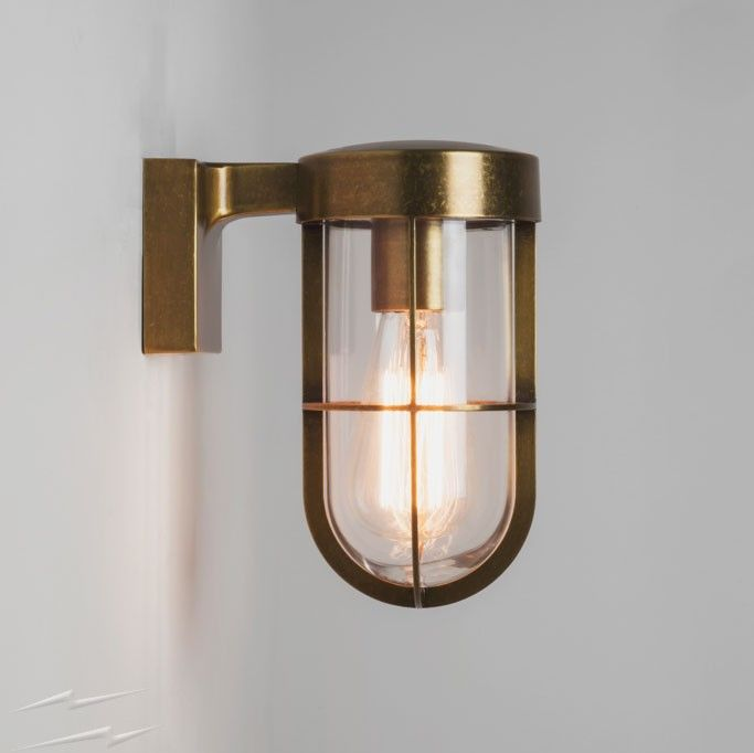 Exterior Wall Lights Gorgeous Sparks Brass Outdoor Wall Lights Direct Simple Wonderful Ideas