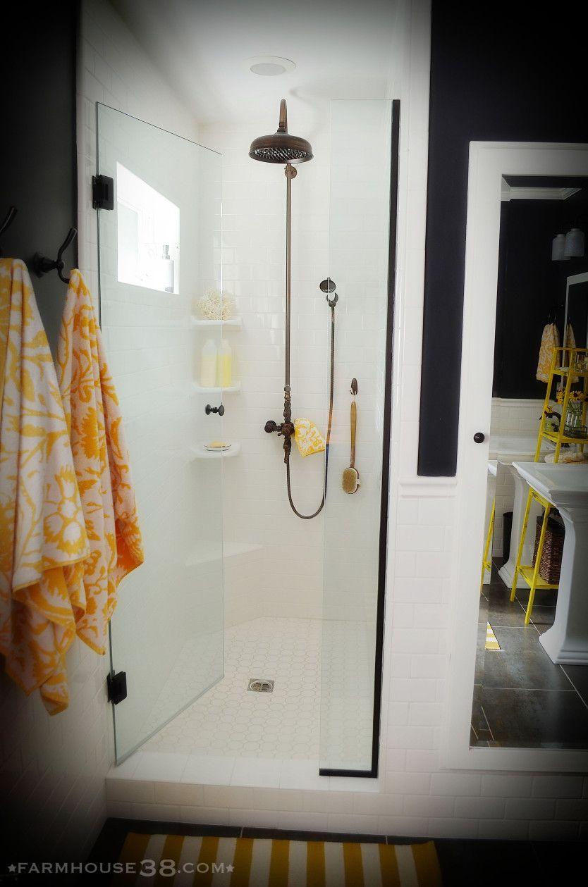 The Almost-Final Master Bathroom Semi-Makeover | Farmhouse38