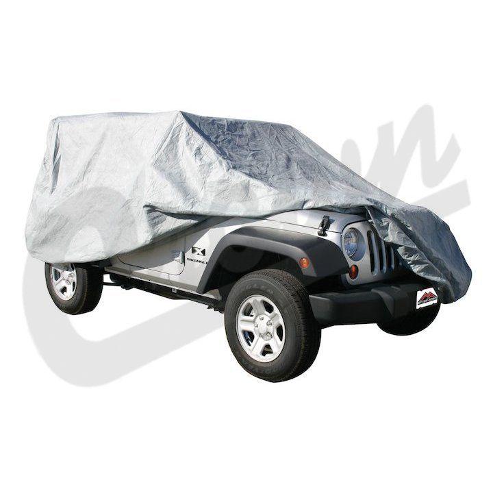 Full Car Cover Cj Wrangler Jeep Cj 7 1976 1986 Jeep Wrangler Yj 1987 1995 Jeep Wrangler Tj 1997 2006 Jeep Wr Car Covers Wrangler Tj Automotive