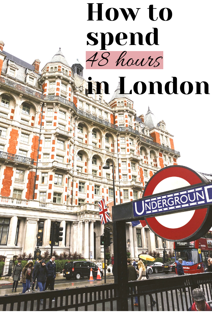 Trip ideas for a quick hop across the pond! #London #England #TravelLondon