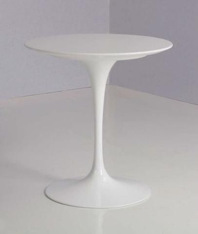 Eero Saarinen Tulip Table Round Tulip Dining 24 Inch With