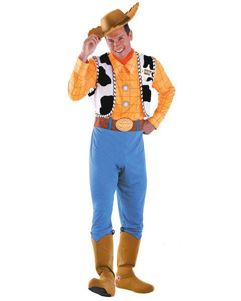 3aded07bceccb Disfraz Toy Story. Woody