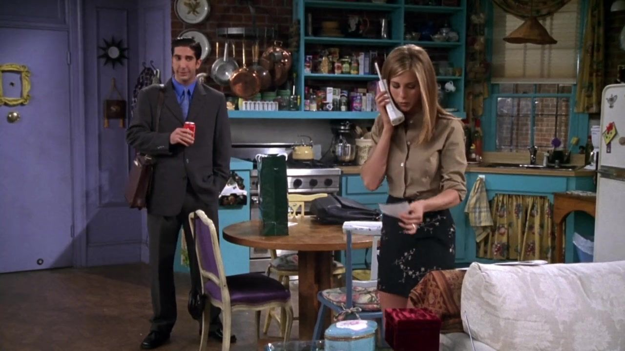 Recap of Friends Season 4 Episode 2 (S04E02) - 2 | Rachel