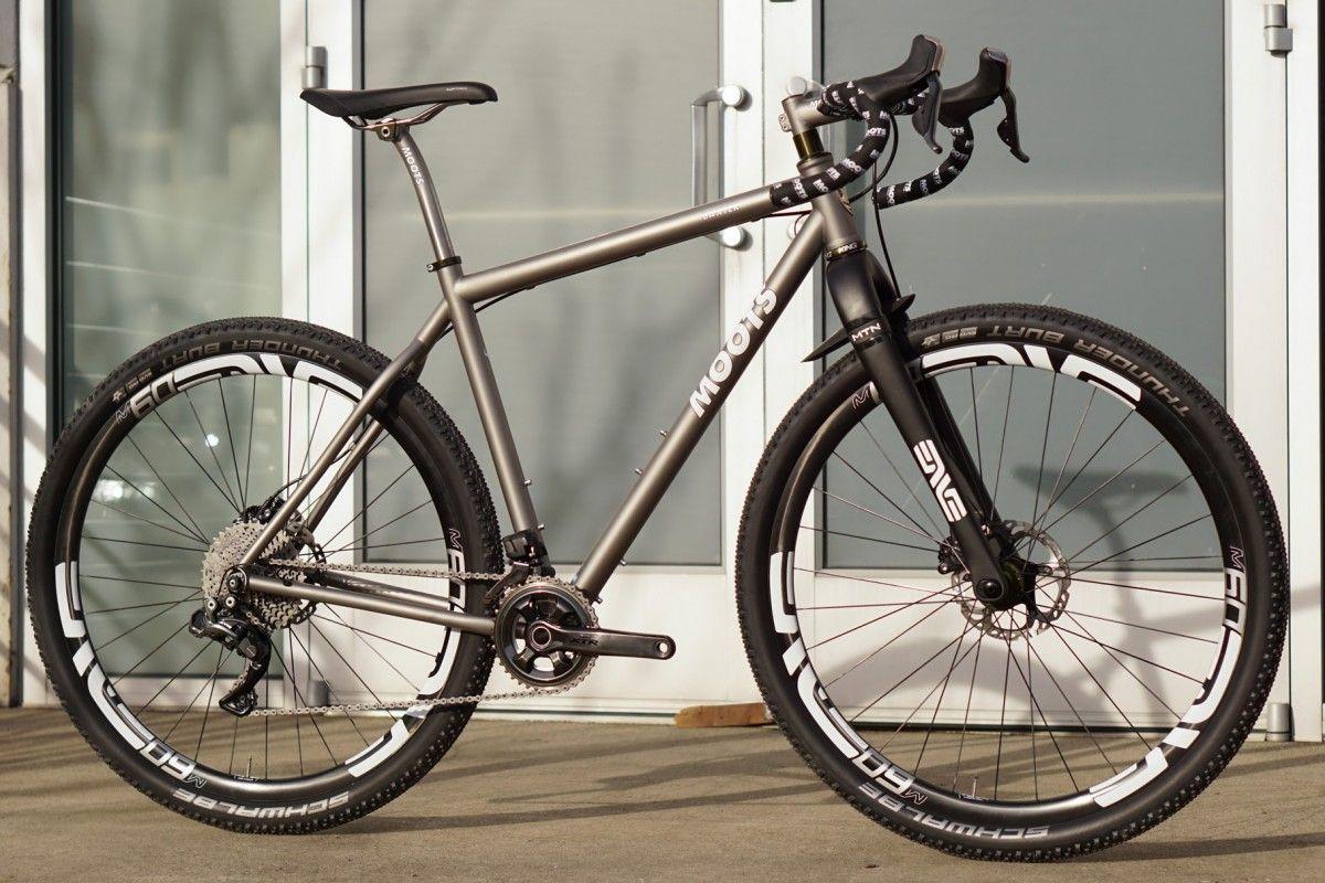 Moots Baxter V1 - saadl   Bykes   Bike, Bicycle, Road bike
