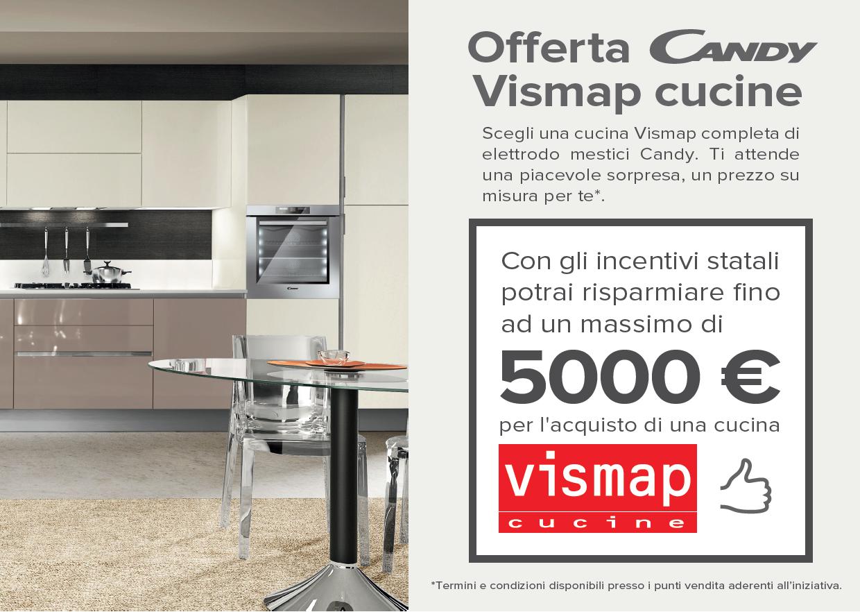 Una nuovissima offerta vi aspetta da Vismap Cucine ! Scegli una ...