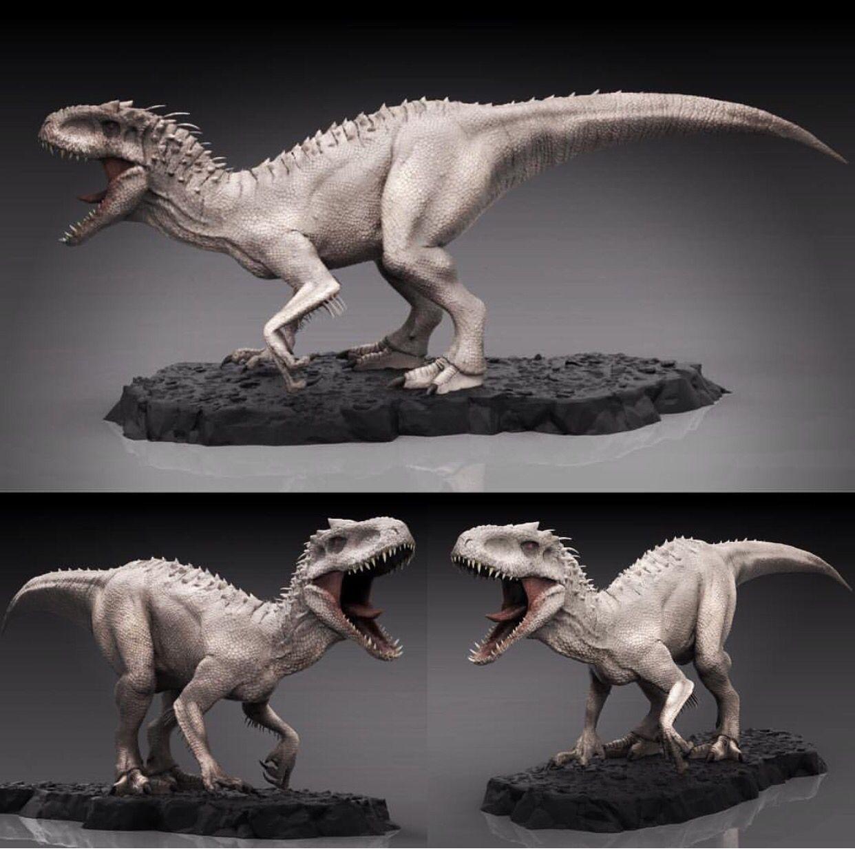 Model Indominus Rex Oh God Where Can I Get This Jurassic World Dinosaurs Jurassic Park World Jurassic World