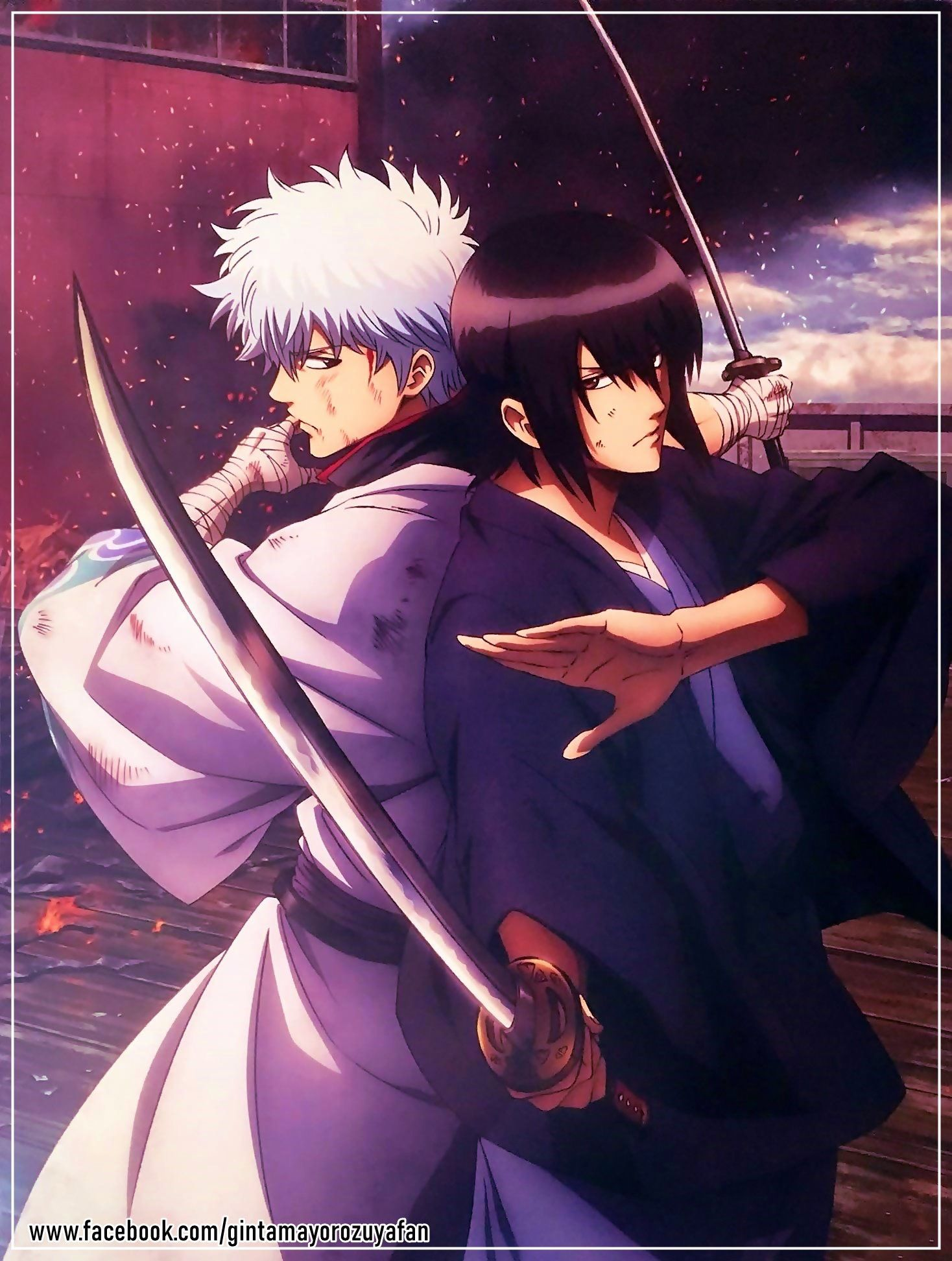Pin by Karl AR on Gintama (銀魂) Gintama wallpaper, Anime