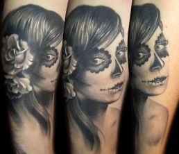 High quality inspiration by Andrey Barkov. For more tattoo culture check out somequalitymeat.com