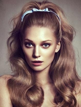 70S Hairstyles Pleasing Penteadossimplesparapessoascompoucocabelo 316×420  Hair
