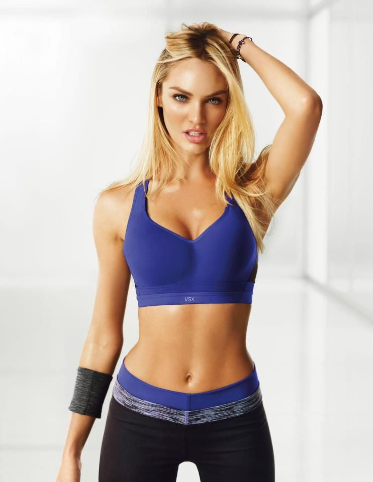 36d093112d432 Candice Swanepoel for Victoria s Secret VSX