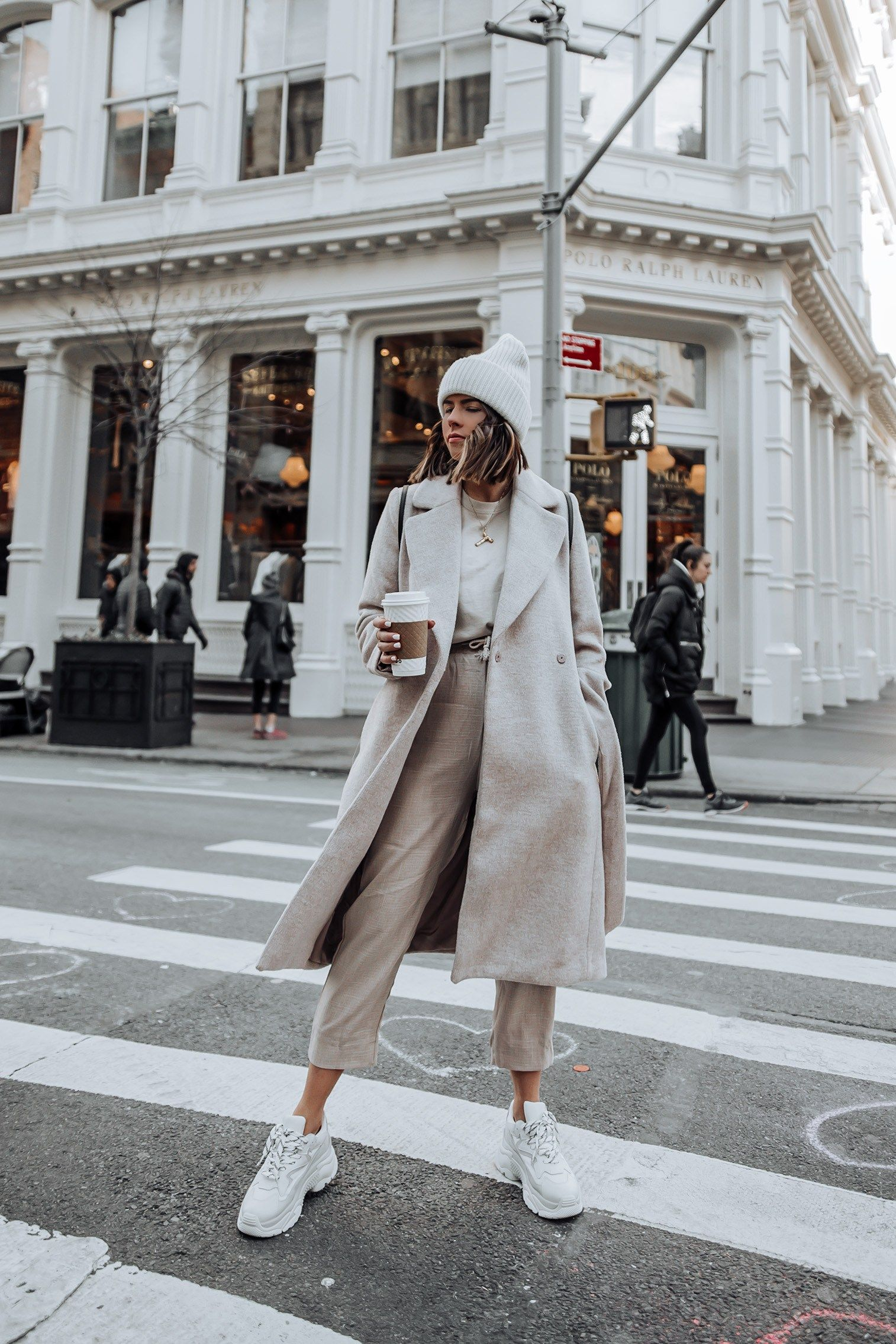 Layered Neutrals - Flaunt and Center
