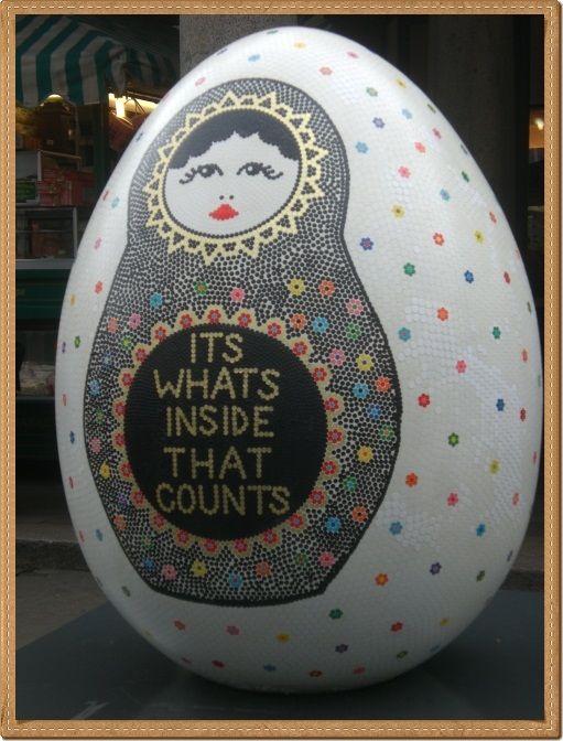 Matrioska Easter Egg