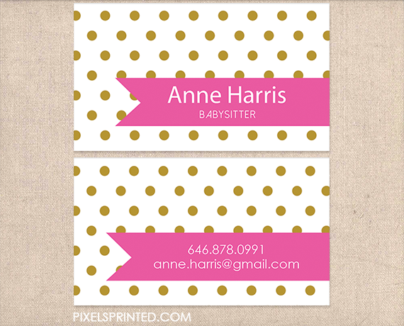 Babysitter business cards nanny business cards au pair business babysitter business cards nanny business cards au pair business cards child card business reheart Image collections