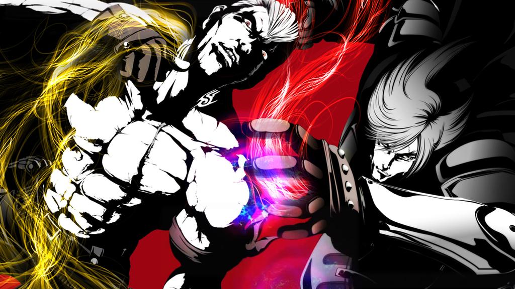 Tekken Revolution Bryan And Lars Wallpaper By ArmorGon On DeviantART