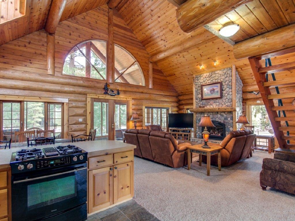 Superb Cabin Vacation Rental In Leavenworth From VRBO.com! Sleeps 16
