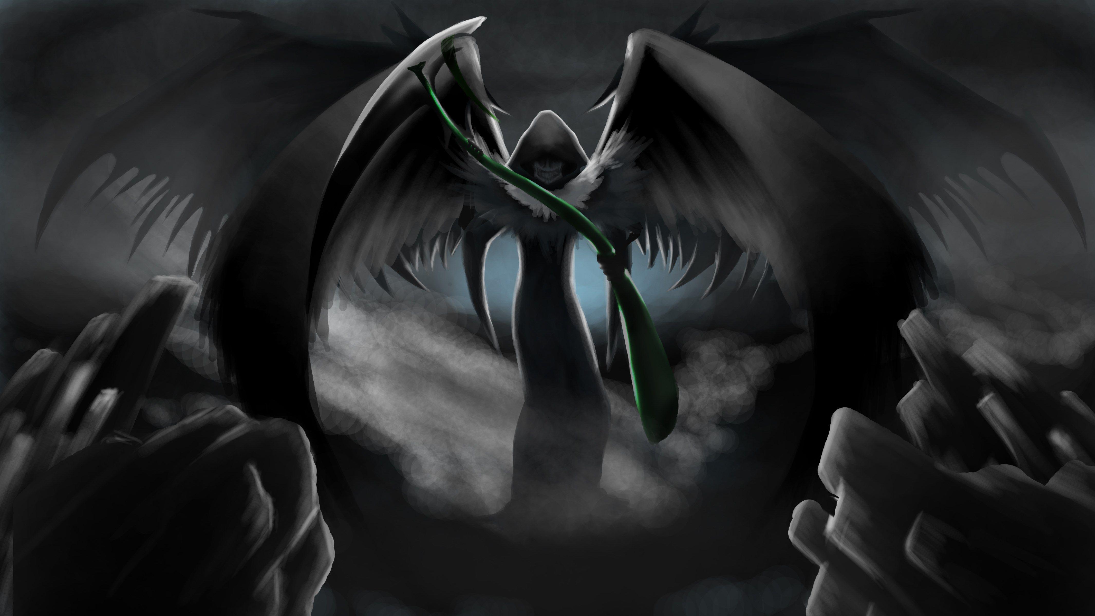 4k Grim Reaper Hd Wallpaper 4263x2397 Grim Reaper Pictures