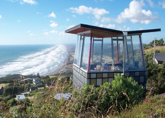 The Tower House In Muriwai Bookabach New Zealand