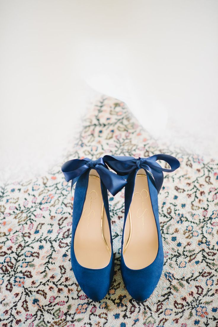 What wedding shoes are you wearing pretty wedding shoes blue