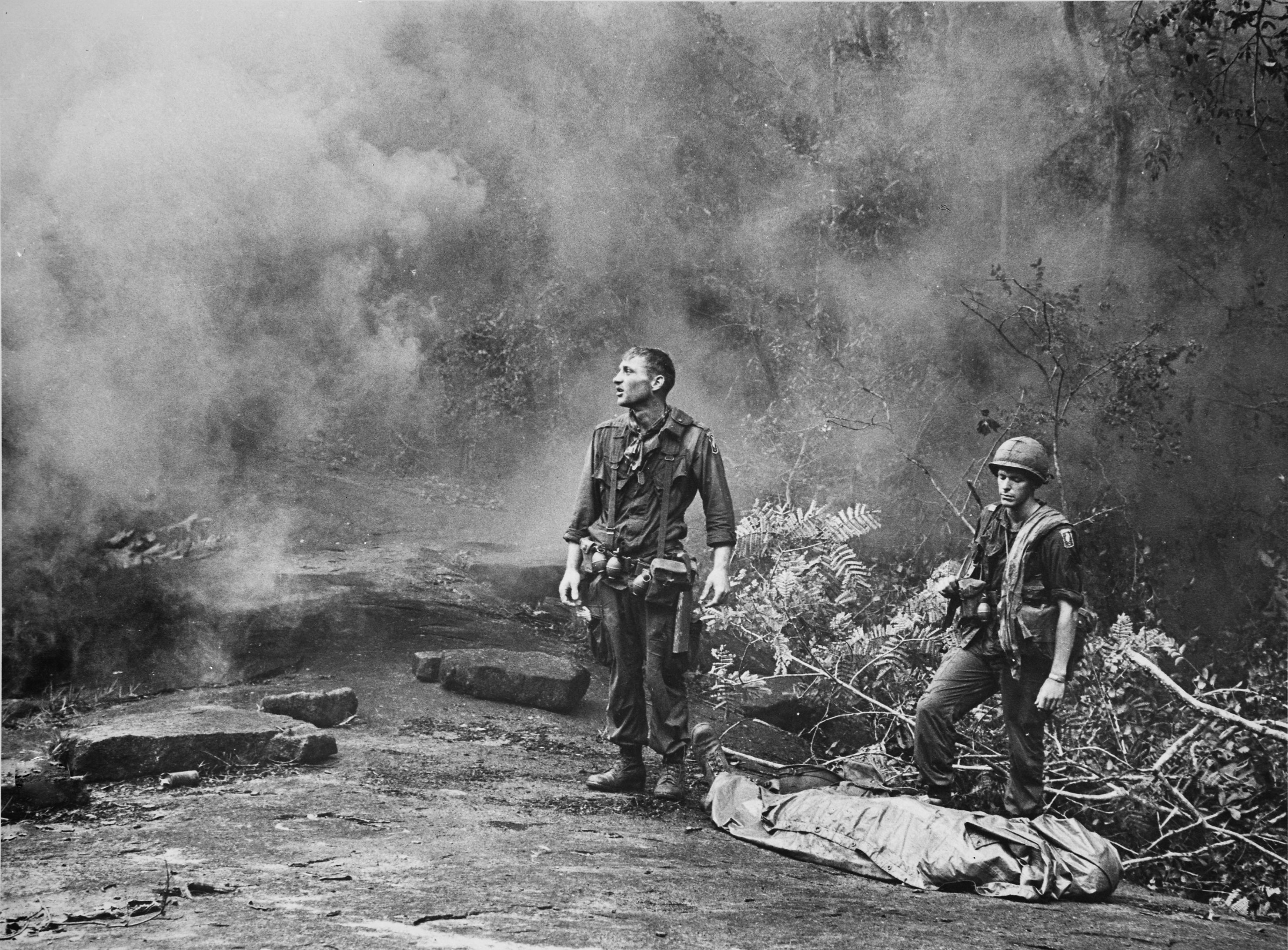 vietnam war a battle lost in the first place The vietnam war the mcgeorge bundy visits south vietnam for the first ia drang valley marks the first major battle between us troops and.