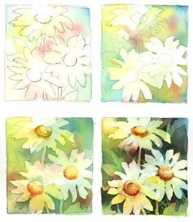 Brenda Swenson: Negative Painting Demonstration