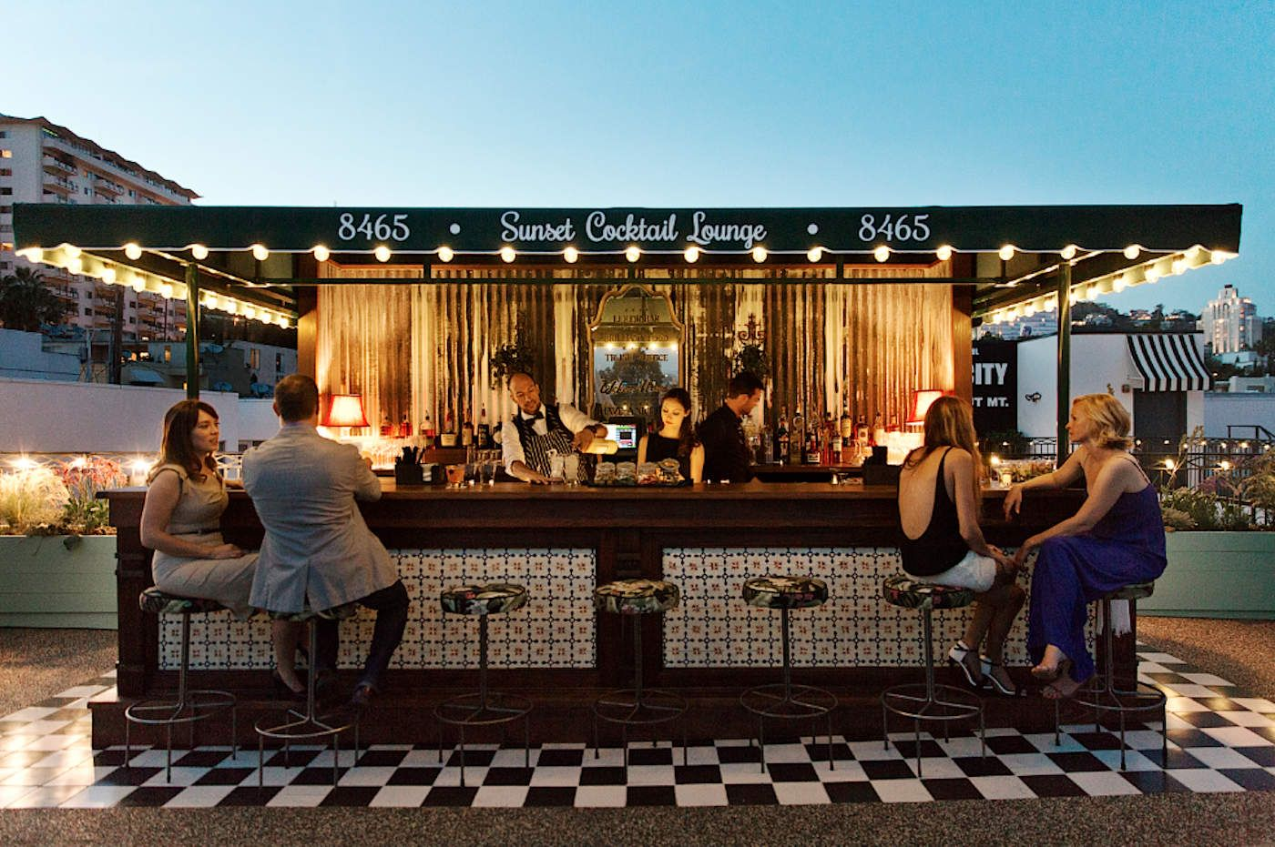 The Best Rooftop Hangouts In Los Angeles Cosas Sobre Los