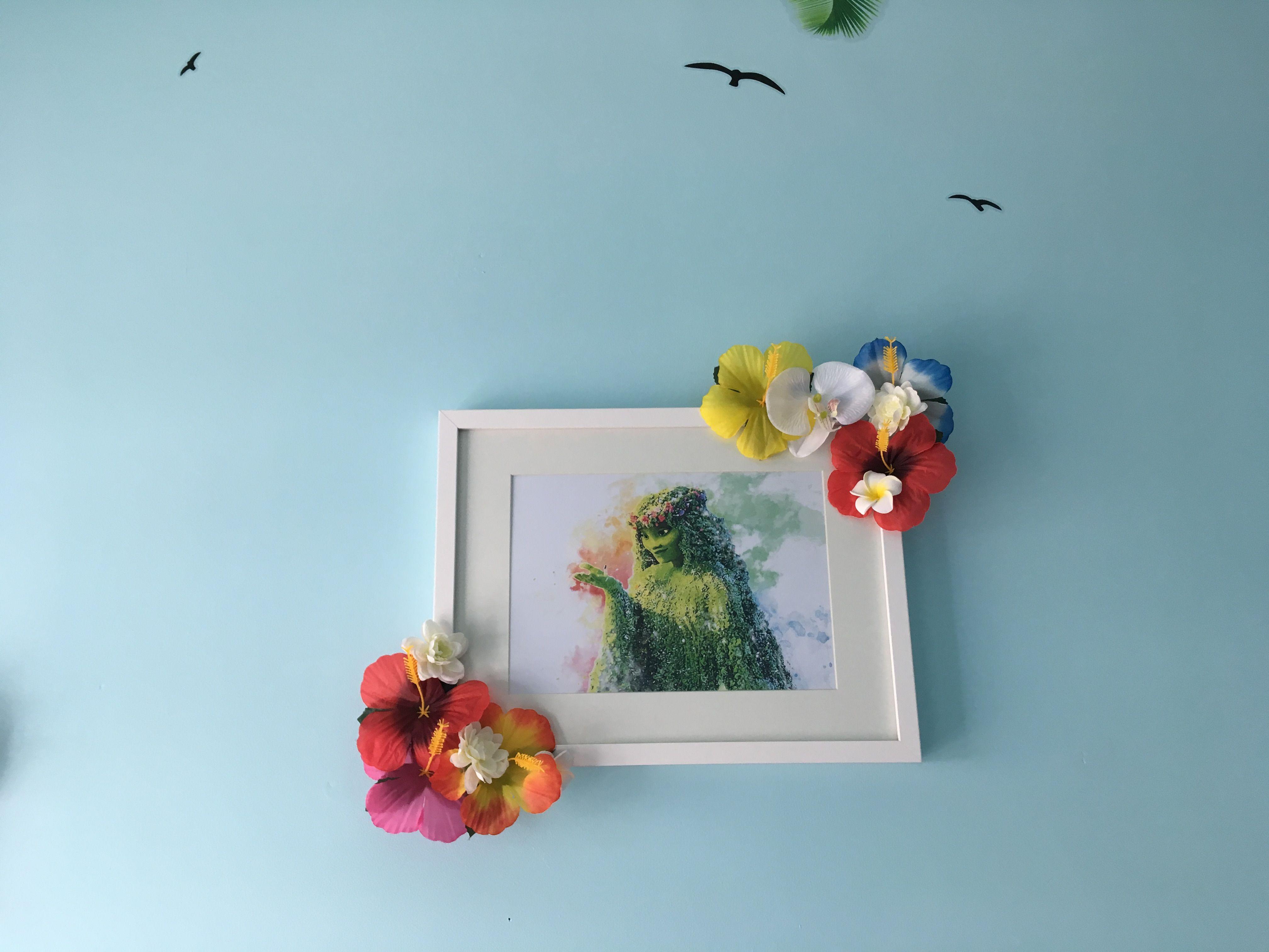 moana  hawaiian inspired toddler room  toddler room