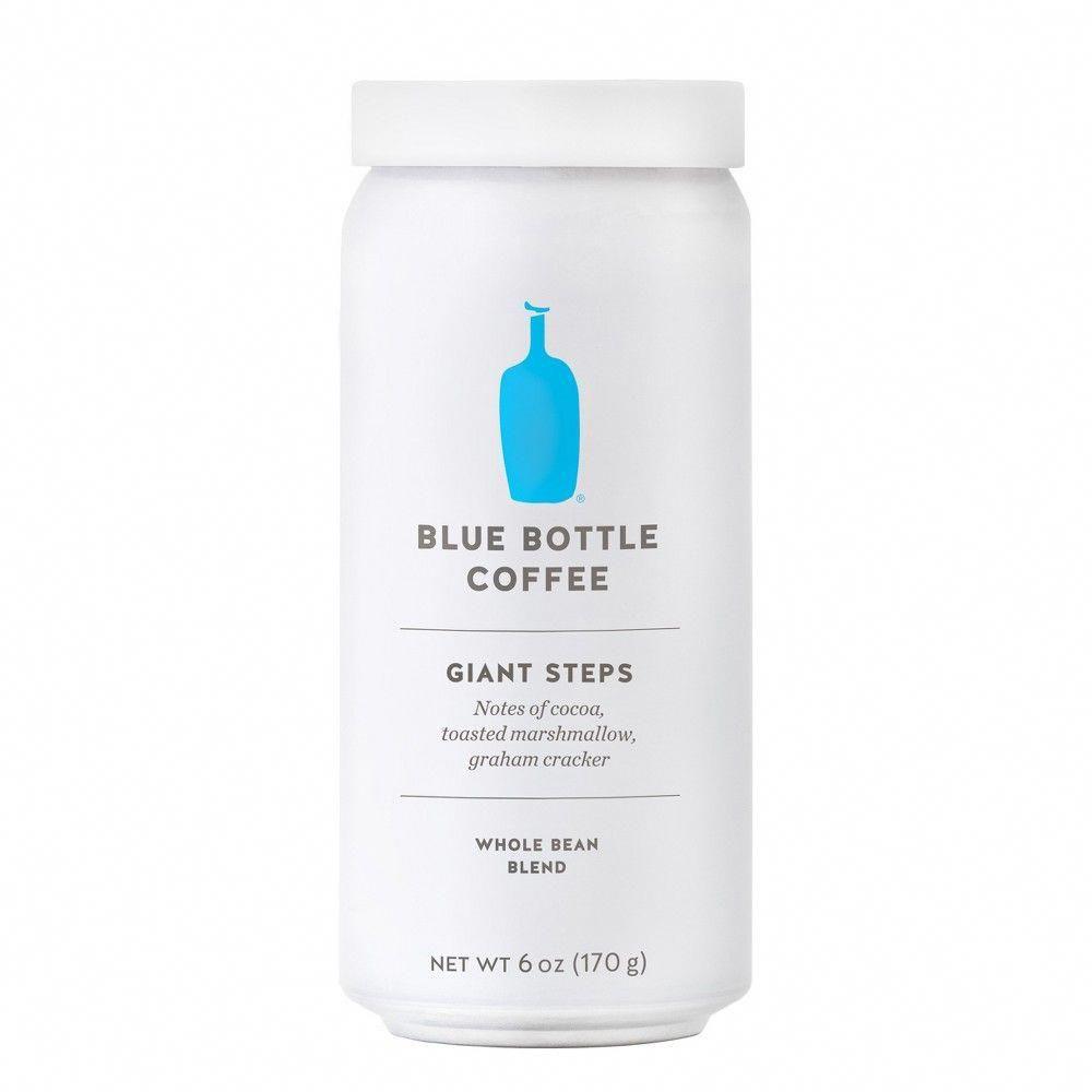 Blue Bottle Giant Steps Medium Roast Whole Bean Coffee